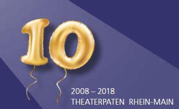 10 Jahre Theaterpaten Rhein-Main