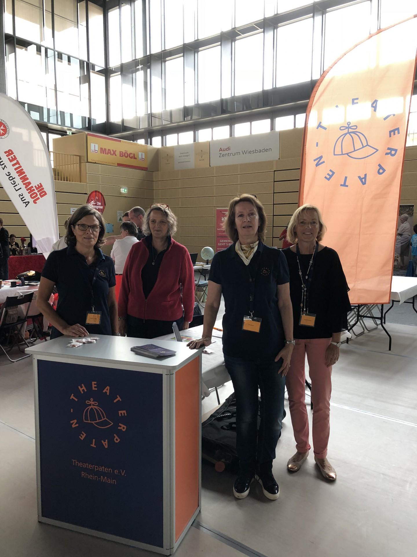Vereinsmesse 2018 Theaterpaten